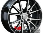 Колесные диски LS Wheels LS 143 6x14 PCD 4x98.0 ET 35 DIA 58.6 BKF