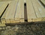 140 pcs fence board 1-2 grade lumber