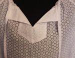White new shirt