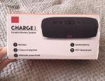 Wireless speaker JBL Charge 3