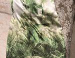 Rochie de designer frumoasă din mătase naturală