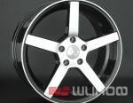 Колесные диски LS Wheels LS 742 8.5x19 PCD 5x112 ET 40 DIA 66.6 BKF