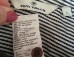 Knitted Tom Tailor under jeans / joggings