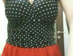 Νέο καλοκαίρι φόρεμα44-48