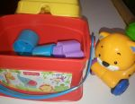 Fisher- Price 6 toys for 9-18 months. + ?