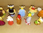 Kinder surprinde Asterix și Obelix și vikingii