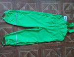 New semi-overalls for rain and sleet