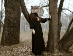 Îmbrăcăminte gotică pentru fotografii