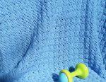 Βρεφική κουβέρτα από βαμβάκι