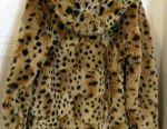 Fur-jacket from ecomome for girls
