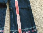 Jeans for the girl 92 size