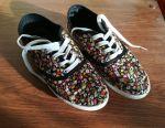 Female footwear 37r