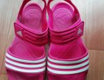 New adidas sandals
