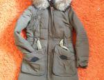 Kış uzun ceket