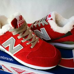 BalNew Balance 996 Winter Sneakers.
