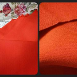 Fabric tailoring fashion clothes.