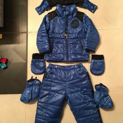 Diesel overalls separate for a boy for 18 months