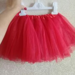 Skirt tutu for 3-5 years