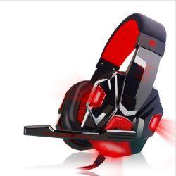 Наушники plextone геймерские игровые с подсветкой