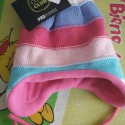 Νέο παιδικό καπέλο 48-50