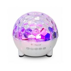 iDance Party Ball BB3 Bluetooth Speaker with Disco