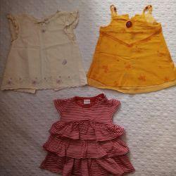 Rochie de vară pentru copil