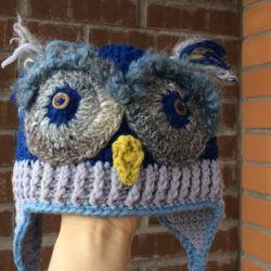 Cap Owl