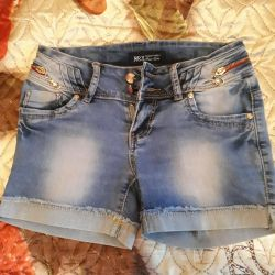 Denim shorts (exchange)