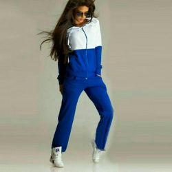 Track suit, new (r.42)