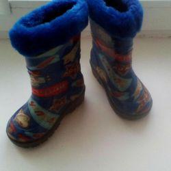 Καουτσούκ μπότες 🍒