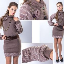 Ζεστό φόρεμα