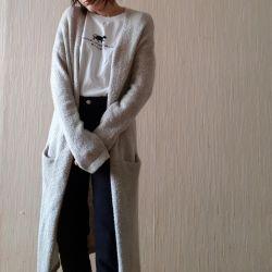 Pull & bear long cardigan
