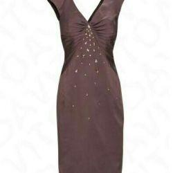 New evening dress p 48