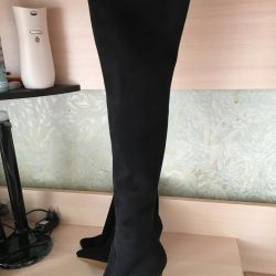 Boots boots new on a thin leg