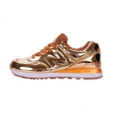 Sneakers New Balance 574 Gold