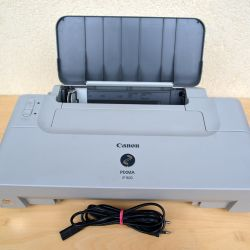 Canon pixma ip1600 inkjet printer for parts