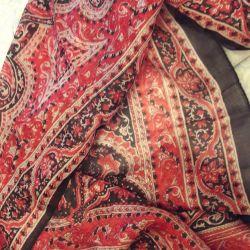shawl natur. new