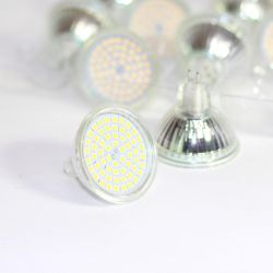 Delivery LED lamp MR16 x10pcs. 12V 4W 12V