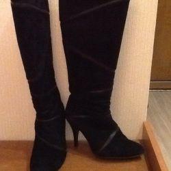 Cizme de iarnă 36 mărime stilettos 9 cm