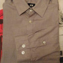 Shirt H&M school r. 164-170