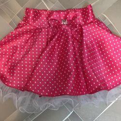 юбка для принцессы