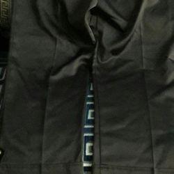 Pantaloni nou satin dimensiune40-44