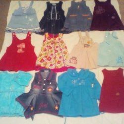 Dresses - warm sundresses