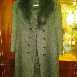 Coat used