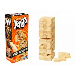 Game Jenga (Jenga) original from Hasbro