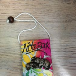 Little notebook Thailand