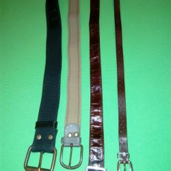 Belts new