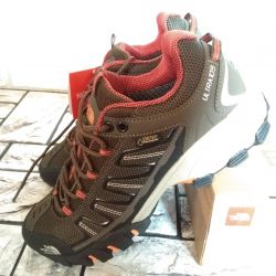 Adidasi The North Face Ultra 109 kaki 0