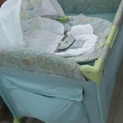Bed-chair, chaise longue