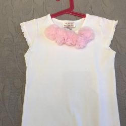 T-shirt for girl Oopsy Daisy Baby 8 years